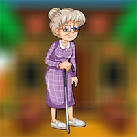 Play AvmGames Walking Grandma …