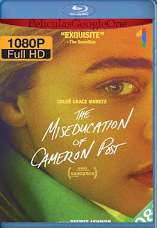 The Miseducation of Cameron Post [2018] [1080p BRrip] [Latino-Inglés] [GoogleDrive]