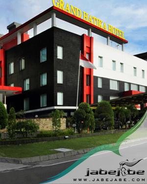 Grand Hatika Hotel Belitung Berserambikan Pantai Tanjungpendam