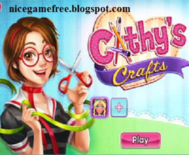 Cathy's Crafts: A Time Management Game