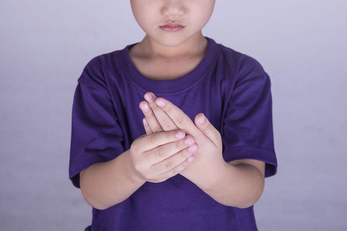 artrite idiopatica juvenila