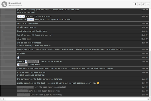 A Dark Theme for Hipchat