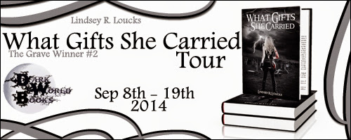 What Gifts She Carried by Lindsey R. Loucks - Blog Tour & Giveaway!