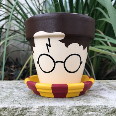 Harry Potter Flowerpot