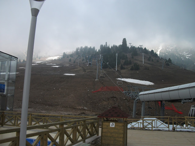 Alatau dağı