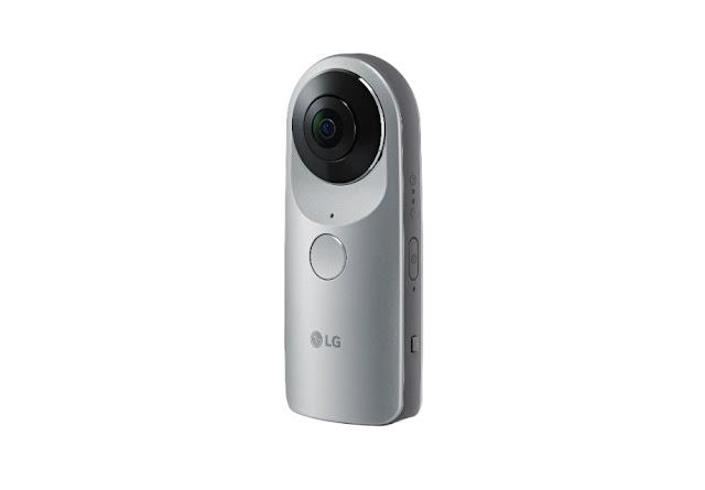 LG Has Announced LG 360 Cam