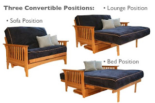 Love Seat Sofa Beds Can Give You A Twin Double Or Queen