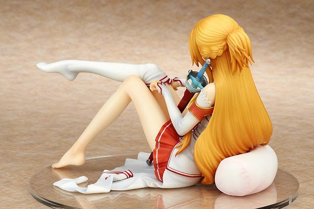 Asuna 1/7 de Sword Art Online, quesQ