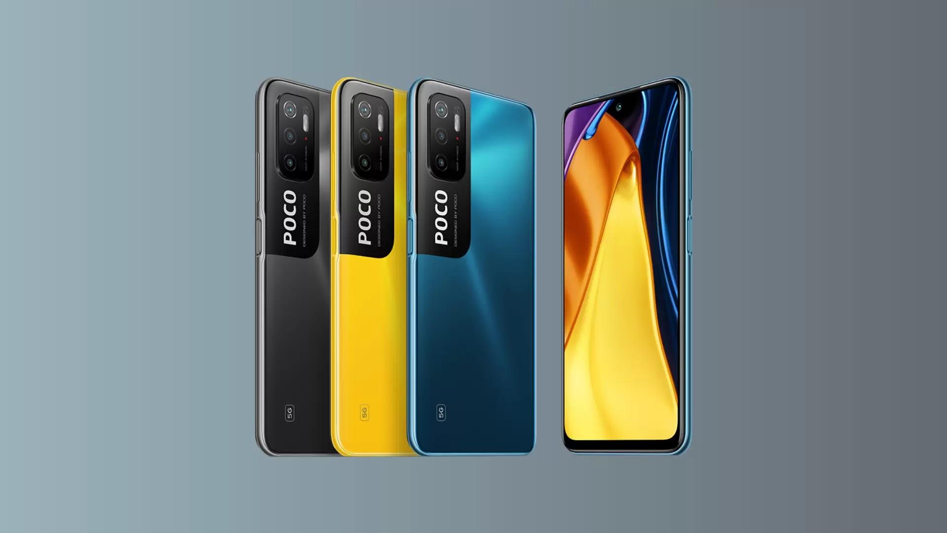 গ্লোবেলি Poco M3 Pro 5G স্মার্টফোনটি হল লঞ্চ