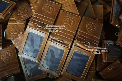 Jual Souvenir Tempat Id Card Kulit Pekanbaru BATAN