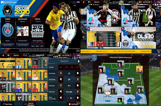 DLS 2020 Mega Mod Legends 2020