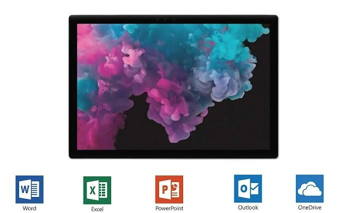 Microsoft LGP-00001 Surface Pro 6 12.3 review