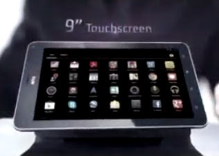 Mito T970, Tablet PC Android ICS Layar Sentuh 9 Inci Harga Murah
