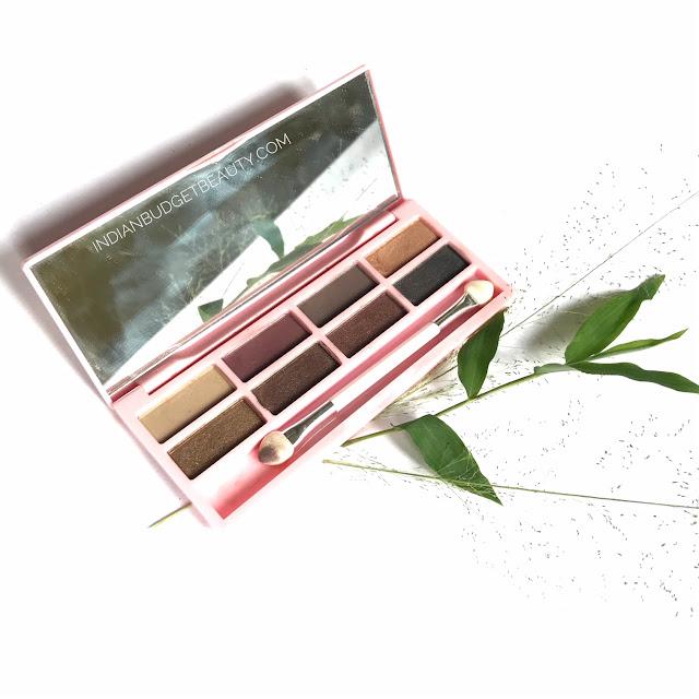 eyeshadow palette by nanda packaging
