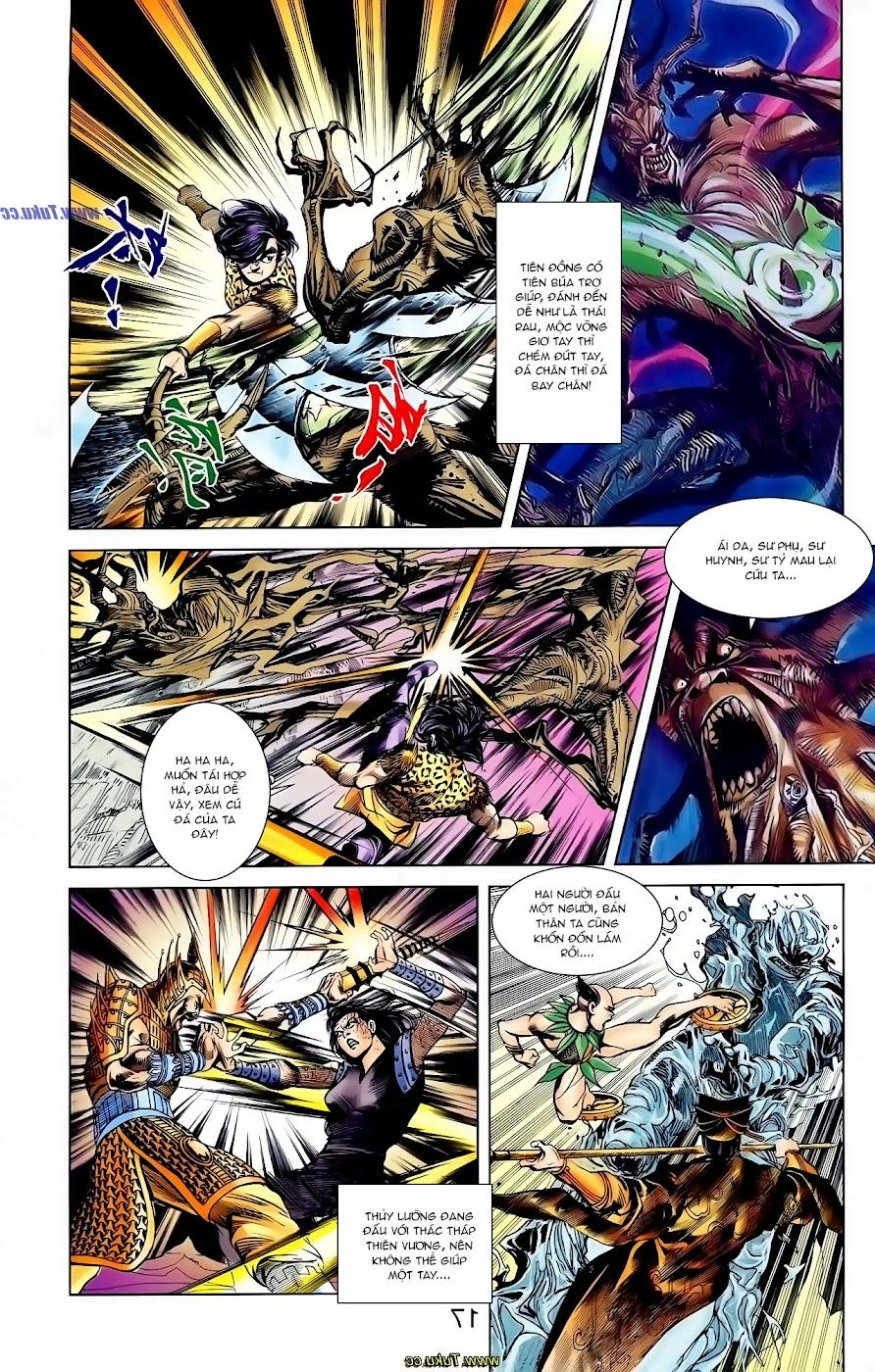 Cơ Phát Khai Chu Bản chapter 106 trang 26