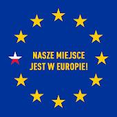 ZOSTAJEMY W UE