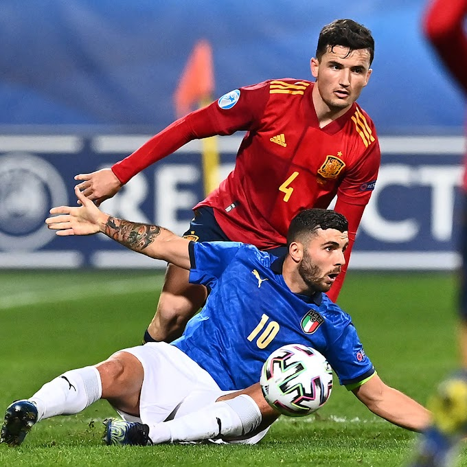Europeo U21: porte inviolate ed espulsioni. È pareggio tra Spagna e Italia