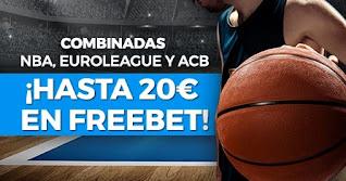 Paston promocion combinadas baloncesto hasta 24-1-2021