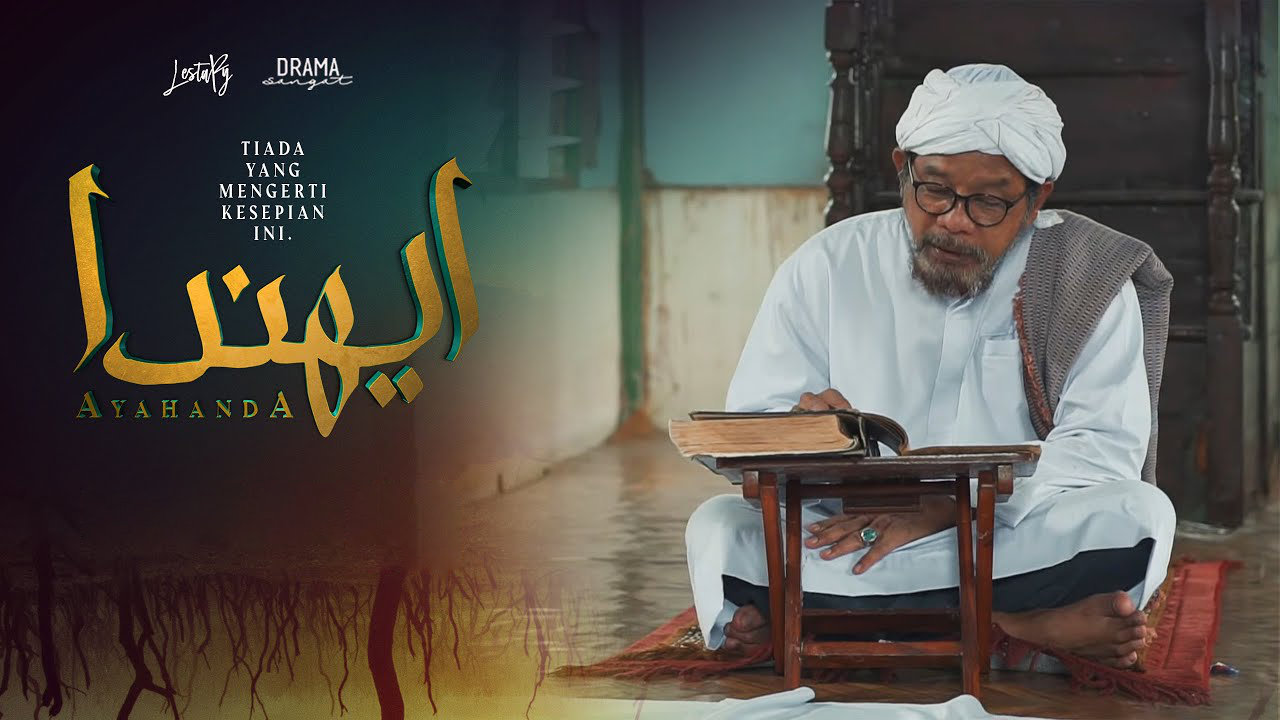 Saksikan Drama Ayahanda Di Slot Lestary TV3