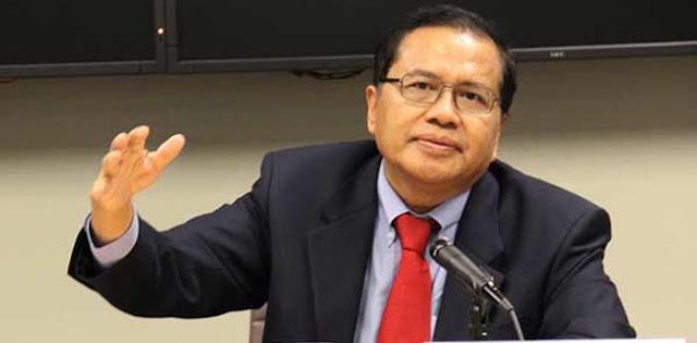 Rizal Ramli: Heboh Radikalisme Radikolisme Di Tengah Ekonomi Mandek, Ini Kabinet Maju Atau Mundur?
