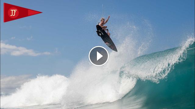 John John Kelly surf the sandbar - WINTER 20 21