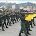 Gobernador de Trujillo celebró desfile cívico-militar en la ciudad de Valera