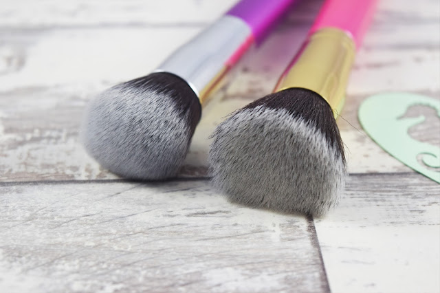 Blank Canvas Cosmetics F20 F22 Brush