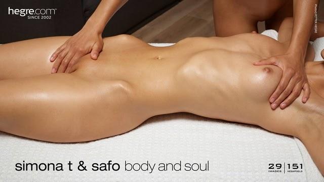 [Hegre-Art] Simona T, Safo - Body And Soul