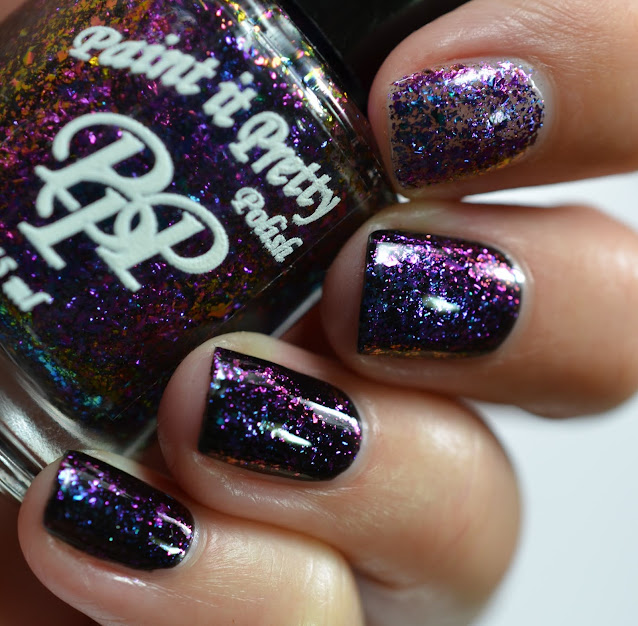 Paint It Pretty Polish Off the Top swatch