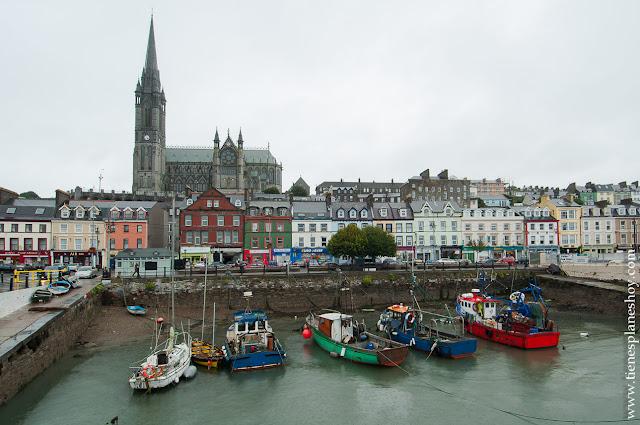 Pueblos de Irlanda: Cobh