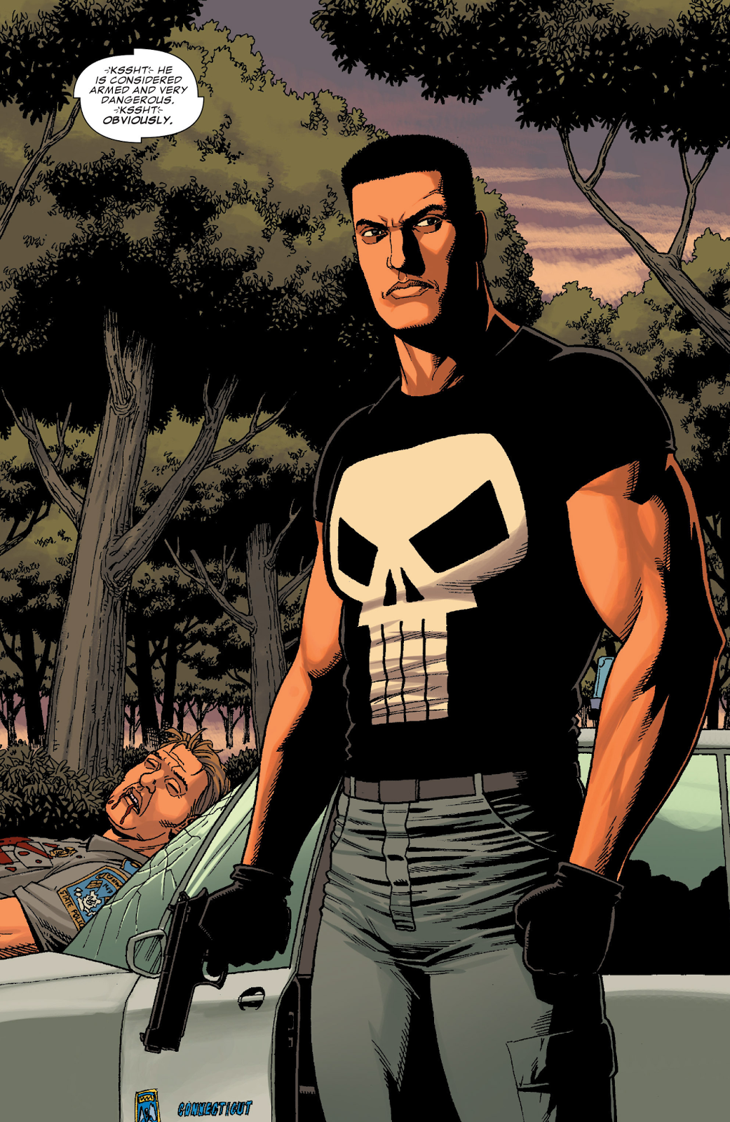 Punisher Central: PC POST #297: -REVIEW- Punisher #2 (2016)