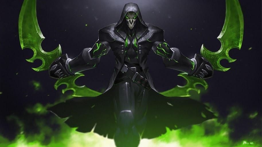 Reaper Overwatch 4k Wallpaper 42