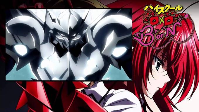 High School DxD Born Season 3 + OVA - Batch Substitle Indonesia