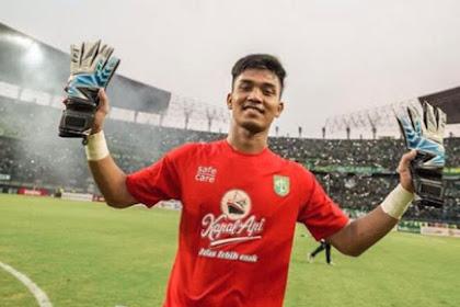 Miswar Saputra Menjadi Pahlawan Pertandingan Persebaya Melawan PSM Makassar