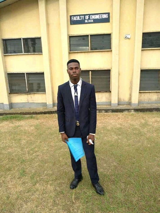 Final Year CRUTECH Student Electrocuted Few Months to His Graduation (Photo)