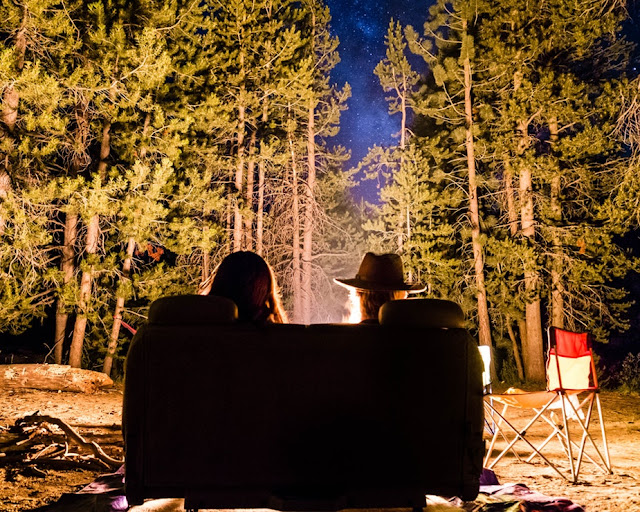right outdoor accessories for camping