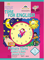 Time For ENGLISH - Primary three - Student's Book - 2 Term