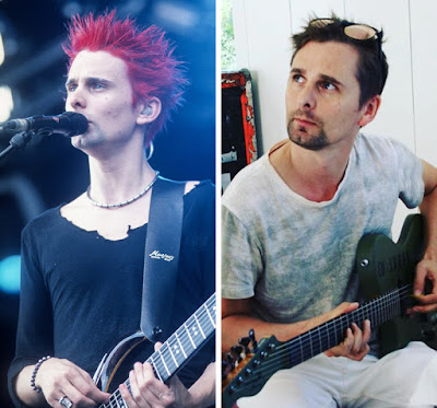 6. Matt Bellamy, do Muse