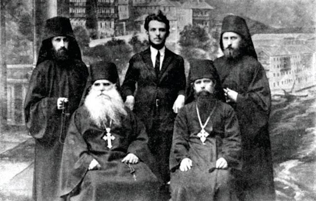 Ι. Μονή αγίου Παντελεήμονος Αγίου Όρους, 1926.