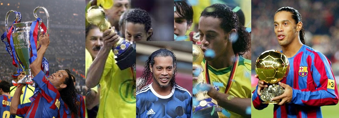 "The Rise And Fall Of World Superstar ""Gaucho Ronaldinho"""