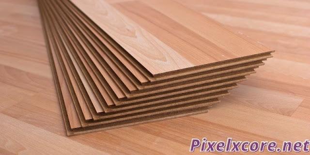 jenis lantai kayu sintetis - laminated