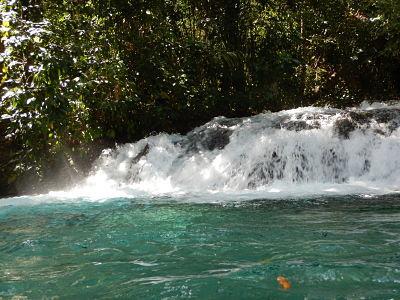 Jalapão - Cachoeira da Formiga