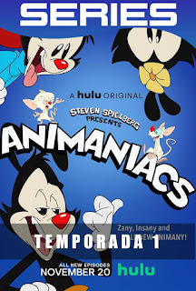 Animaniacs Temporada 1 Completa HD 1080p