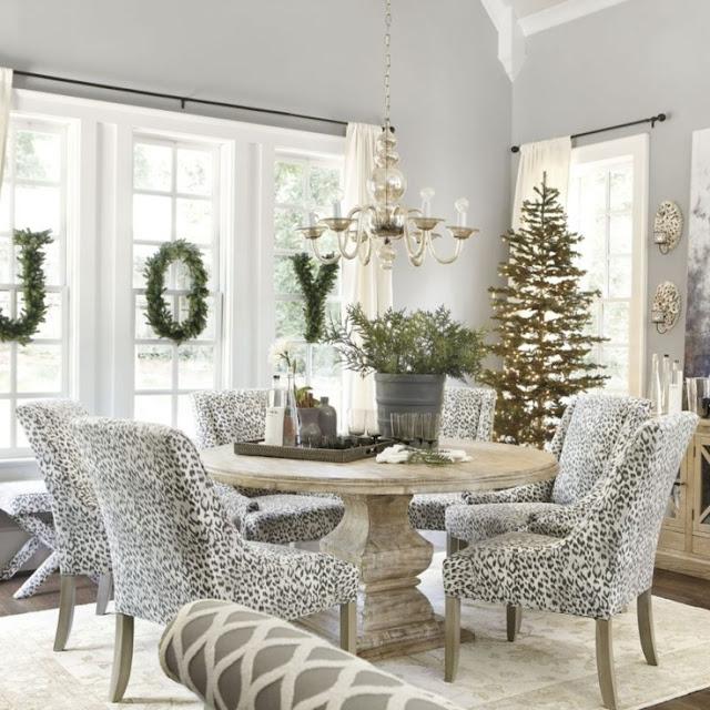 decoracion navidad ventanas,