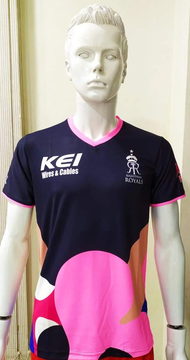 Rajasthan Royals 2020 IPL Jersey Half Sleeves