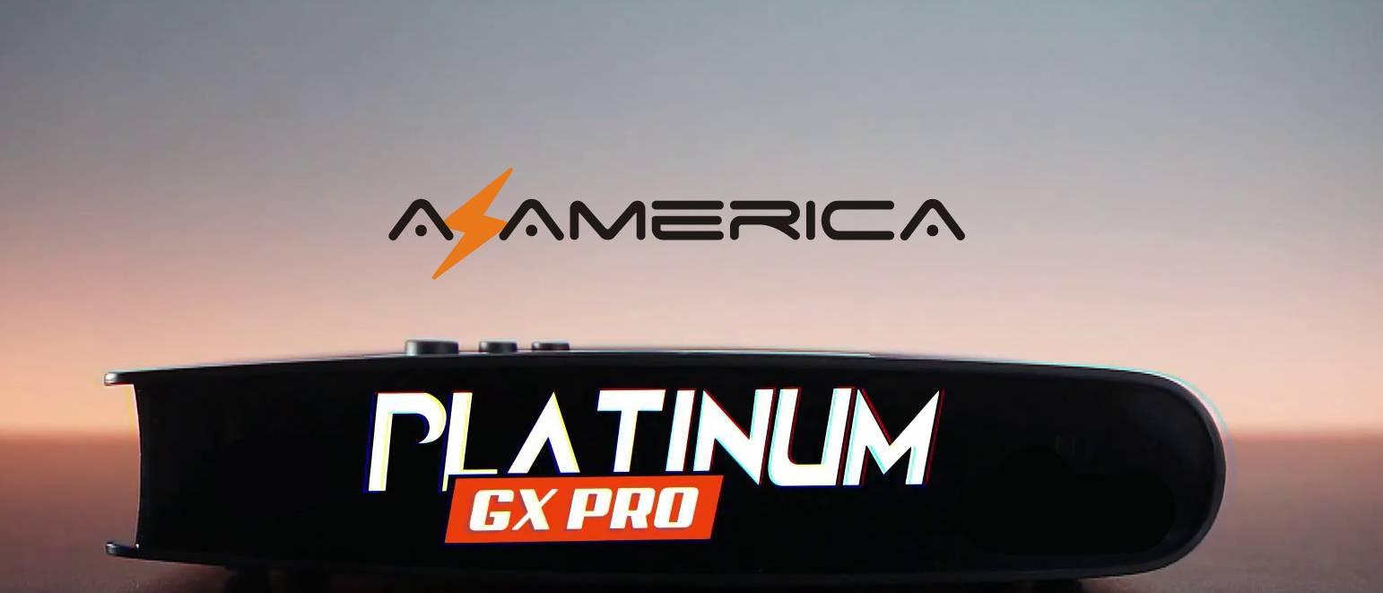 Azamerica Platinum GX PRO