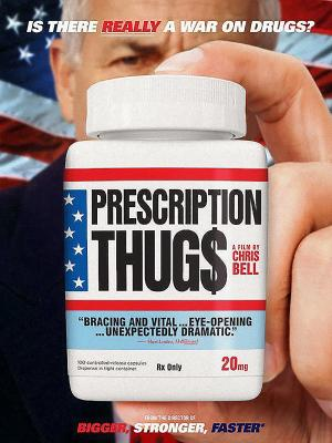 Poster Prescription Thugs 2015