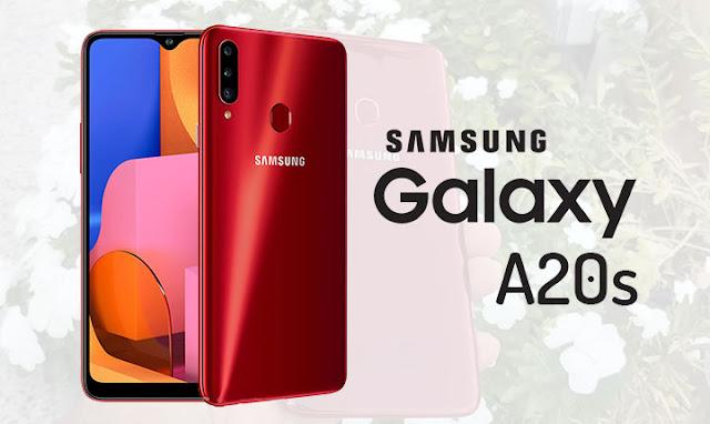 سعر و مواصفات Samsung Galaxy A20s - مميزات و عيوب