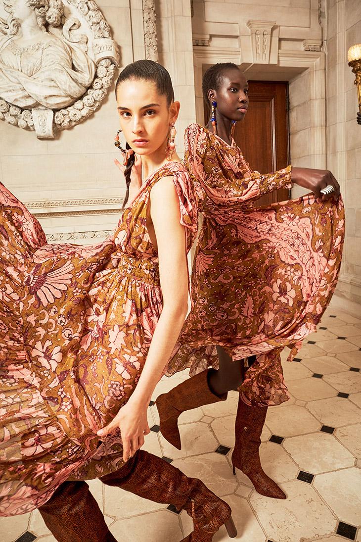 LOOKBOOK: ULLA JOHNSON Pre-Fall 2020 Womenswear Collection