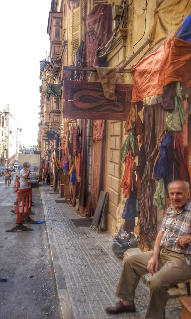 Assassin's Creed scene Valletta